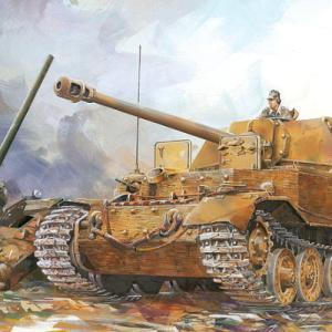 【ドイツ軍・戦車砲】ドイツ軍・戦車砲(戦車・自走砲・装甲車)のご紹介