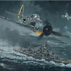 【プラモ・国別航空機】第二次世界大戦で活躍した国別・航空機のご紹介