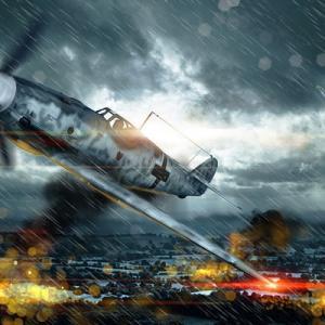 【ドイツ軍・航空機1914-45年】レシプロ時代(1914-45年)に活躍したドイツ軍・航空機のご紹介
