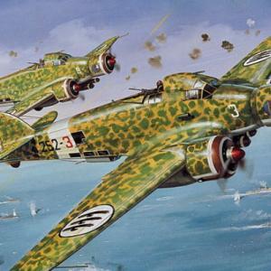 【イタリア軍・航空機1914-45年】レシプロ時代(1914-45年)に活躍したイタリア軍・航空機のご紹介