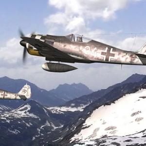 【プラモ:WW2・航空機】第二次世界大戦に活躍した航空機(戦闘・攻撃・爆撃機)のご紹介