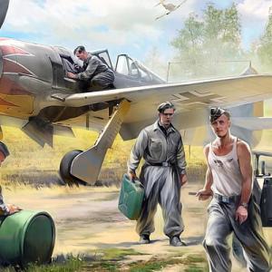 【プラモ:国別・航空機】レシプロ時代(1914-45年)に活躍した国別・航空機(戦闘・攻撃・爆撃機)のご紹介