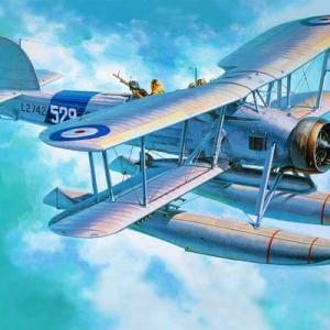 【プラモ・時代別航空機】レシプロ時代(1914-45年)に活躍した時代別・航空機(戦闘・攻撃・爆撃機)のご紹介
