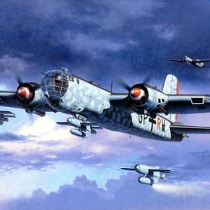 【プラモ:航空機】第一・ニ次世界大戦から現代までの航空機(戦闘・攻撃・爆撃機)のご紹介