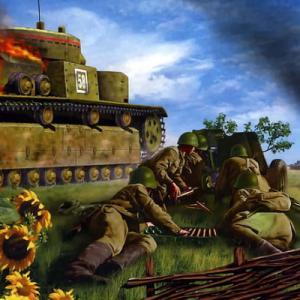 【操作方法:PC名作戦車ゲーム・Steel Fury – Kharkov 1942攻略】スティールフューリー (Steel Fury)の操作方法についてご紹介