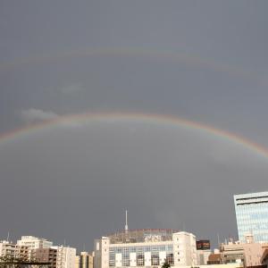 二重の虹とその終焉