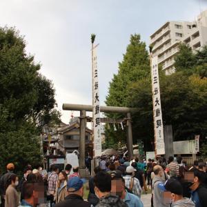 2020年の浅草三社祭