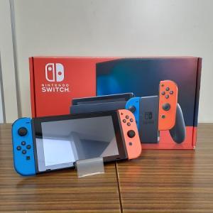 リサイクルCube福山駅家店【ゲーム買取】本体:Nintendo Switch  ネオンブルー・ネオンレッド HAD-S-KABAA買取りました!福山市