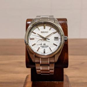 60万円で買った腕時計「グランドセイコー」を手放すことに決めました