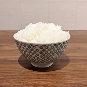 玄米生活から白米に戻したけど…白米美味しすぎ
