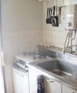 【キッチン壁掃除】汚れ防止シートを貼るのやめました。不器用&めんどくさがりが気付いた3年目の事実。