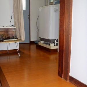 日々のイライラを解消。騒音対策のジョイントマットを撤去して廊下もスッキリ。