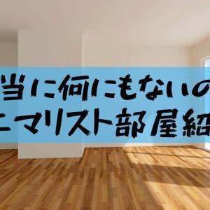 【ミニマリスト部屋】東京一人暮らし大学生の部屋を紹介するよ!