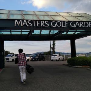 マスターズゴルフガーデン香芝(奈良県)ラウンド帰りの練習は♪