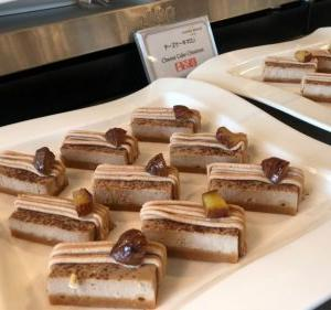 【ぐるレポ】ホテル ニューオータニ スイーツ ビュッフェ|秋の味覚 栗とぶとうを食べてきた口コミ