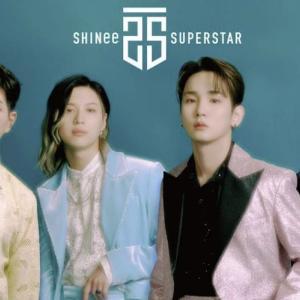【SUPERSTAR|SHINee】歌割りと歌詞は?意味(考察)と感想は?