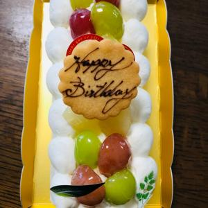季節のロールケーキ&我が家の買い周り〜