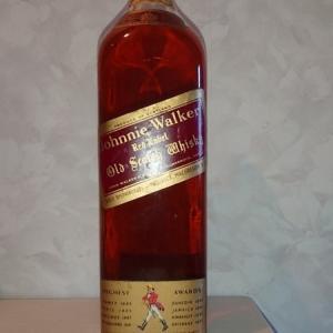 ウィスキー(310)ジョニーウォーカー赤ラベル 945㎖ 43%特級