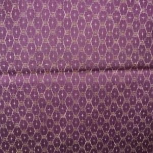 着物生地(262)絣織り出し木綿生地