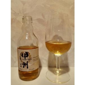 ウィスキー(408)甲州 韮崎 PURE MALT WHISKY