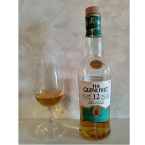 ウィスキー(437)ザ・グレンリベット12年ダブルオーク