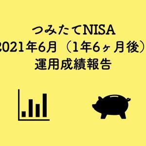 【つみたてNISA】1年6ヶ月後の運用成績を公開!