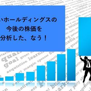あいホールディングス【3076】の今後はどうなる?!Let's株価分析