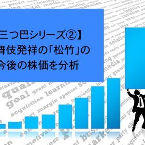 【三つ巴シリーズ②】歌舞伎発祥の「松竹(9601)」の今後の株価分析