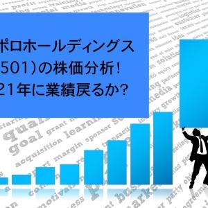 サッポロホールディングス(2501)の株価分析!2021年に業績戻るか?