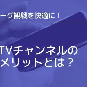 【Tリーグを観る人必見】dTVチャンネルの利用前に知っておきたいデメリットとは?