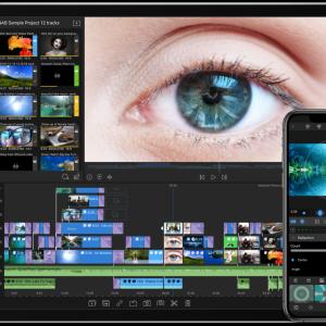 「Luma Fusion」がiPadに接続された外部ストレージから直接動画を編集できるように
