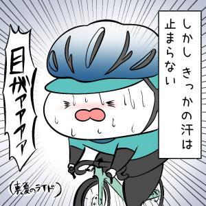 汗かきさんにおすすめのヘルメットinキャップ!