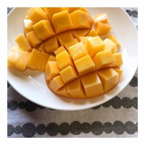 最近の関節リウマチの症状と食後のマンゴー
