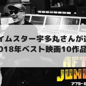 【2018年】宇多丸さんが選ぶ年間映画ランキングベスト10!in 【ムービーウォッチメン】