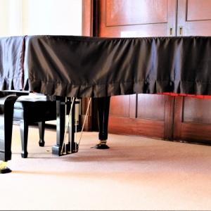 <グランドピアノカバー>注文しました!