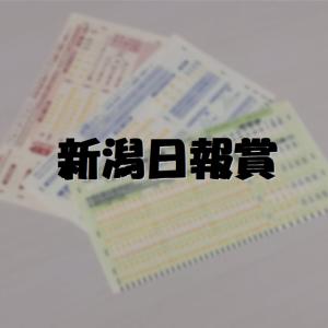 新潟日報賞 予想 2021 – データと指数を使った競馬予想