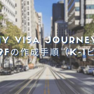 My Visa Journey Part 2|I-129Fの作成手順(K-1ビザ)