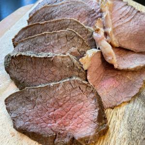 Costcoのお肉でローストビーフ!息子の誕生日ディナー