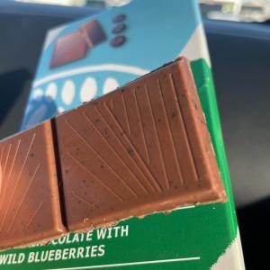 激ウマだったIKEAのブルーベリーチョコレート