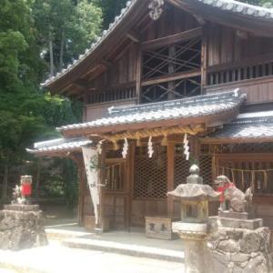 走田神社 (京都府長岡京市)へ行ってきた!