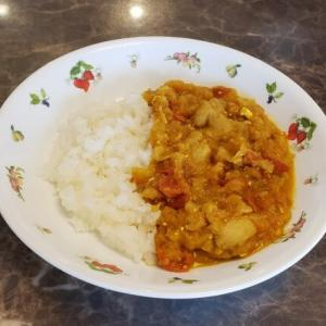 【ホットクック】カレー粉で作るインド風チキンカレーのレシピ