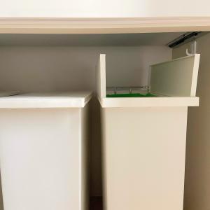 キッチンのゴミ箱をどこに置く?省スペースで使い勝手が良いKEYUCAのゴミ箱