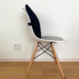 座りっぱなしで腰がきつくないですか?腰痛解消のために購入した腰楽クッション♬