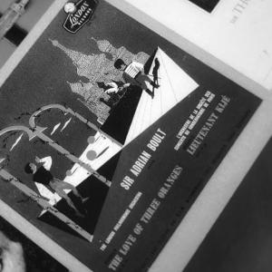 村上春樹『古くて素敵なクラシック・レコードたち』裏表紙を飾る音楽たち 8