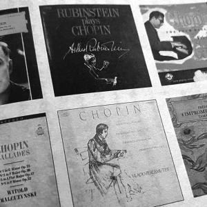 村上春樹音楽-古くて素敵なクラシック・レコードたち-ショパン:バラード第3番