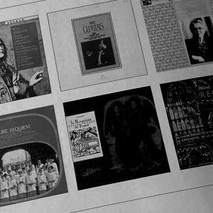 村上春樹音楽-古くて素敵なクラシック・レコードたち-フォーレ:レクイエム