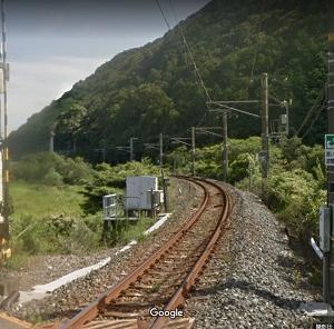 グーグルマップで鉄道撮影スポットを探してみた 紀勢本線 紀伊田原駅~紀伊浦神駅