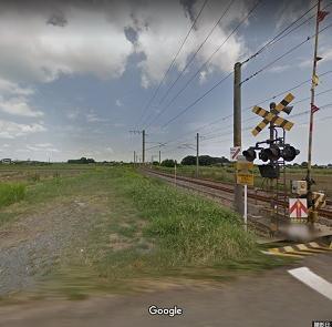 グーグルマップで鉄道撮影スポットを探してみた 日豊本線 東中津駅~今津駅