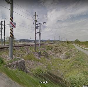 グーグルマップで鉄道撮影スポットを探してみた 東北本線 山ノ目駅~平泉駅