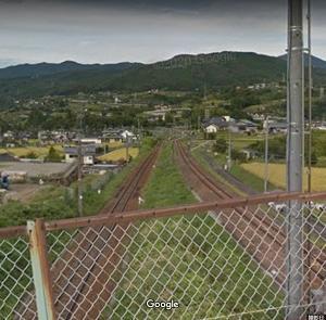 グーグルマップで鉄道撮影スポットを探してみた 中央本線 落合川駅~中津川駅